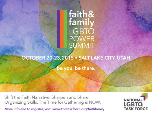 Faith & Family LGBTQ Power Summit