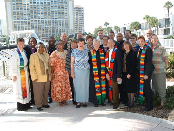 Bishop and Elders Council in Sarasota, FL September 2007