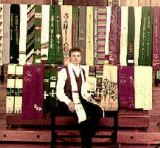 The Shower of Stoles Project with Martha Juillerat
